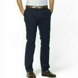 Ralph Lauren Classic Pleated Pant